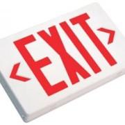 Standard Exit Lighting